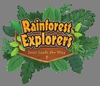 2020 Vacation Bible School Theme - Rainforest Explorers