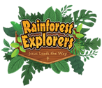 2020 Vacation Bible School Theme - Rainforest Explorers